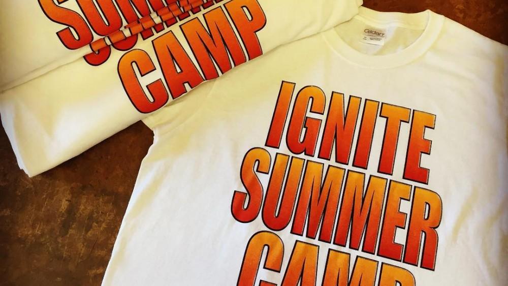 Ignite Volleyball Summer Camp