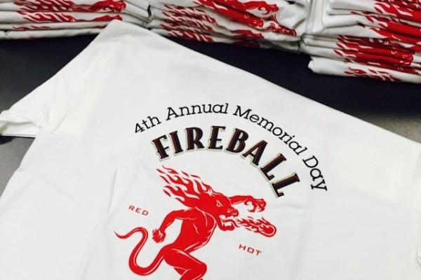 Fireball Memorial Day Weekend Bash